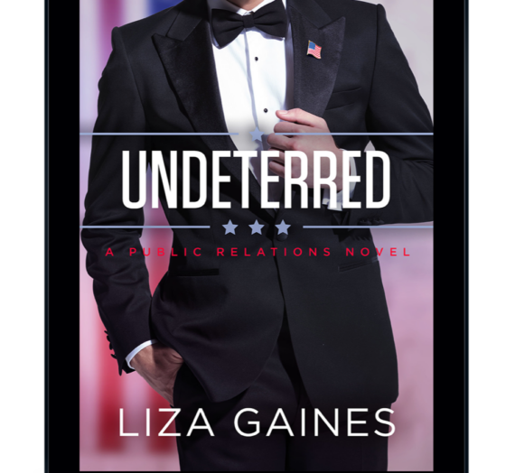 Book Review: Undeterred By Liz Gaines