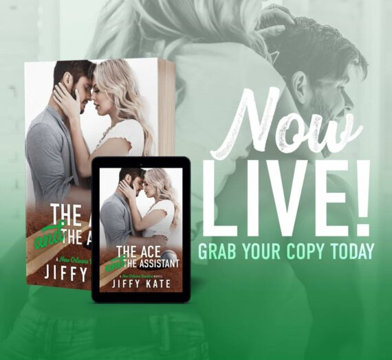 New Release from Jiffy Kate