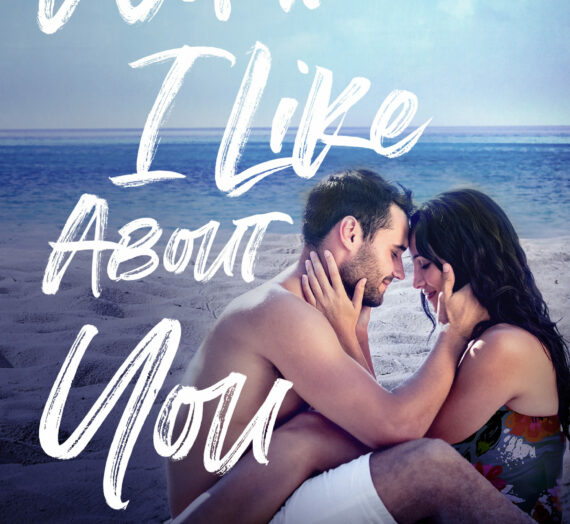 Cover Reveal:  What I Like About You