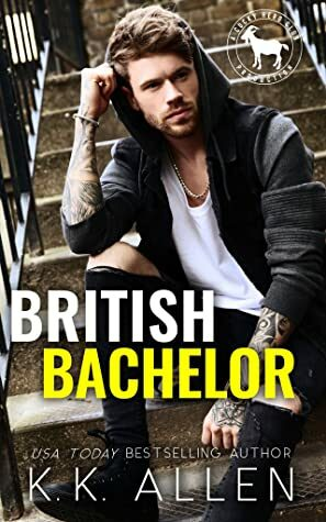 British Bachelor out Today!