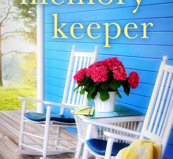 Review: Memory Keeper by Jenny Hale