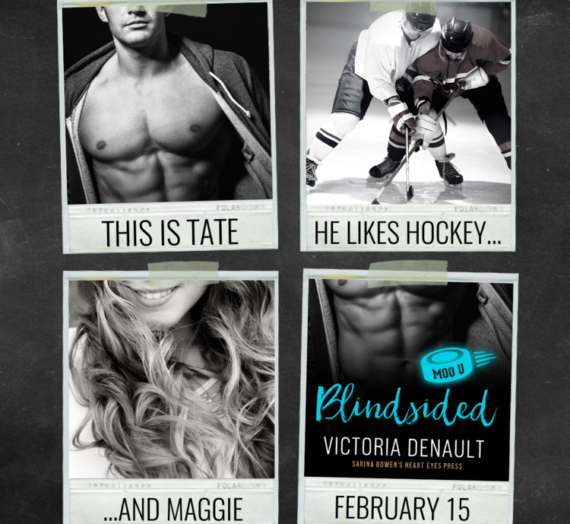 Blindsided by Victoria Denault Out Today