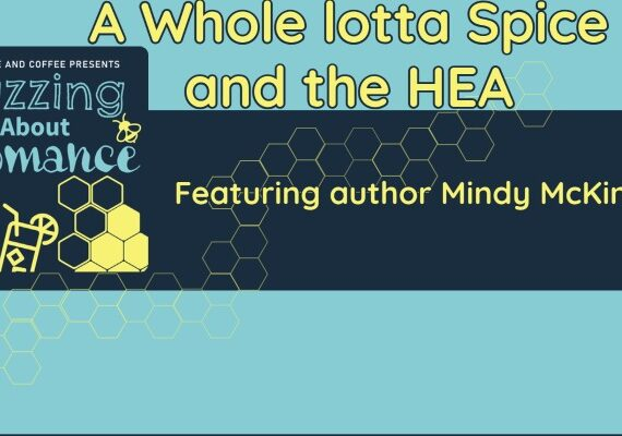 Ep38: New Spice and the HEA with Mindy McKinley