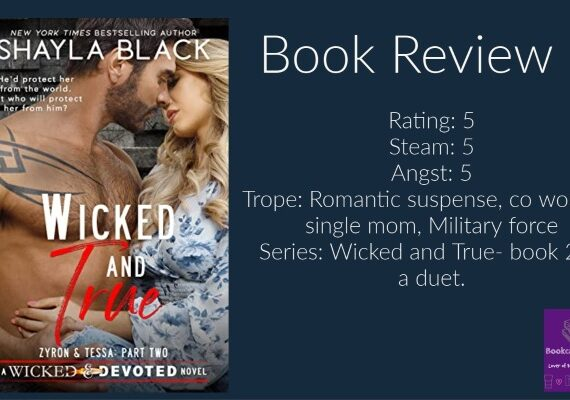 Review: Wicked and True: Zyon and Tessa Part 2