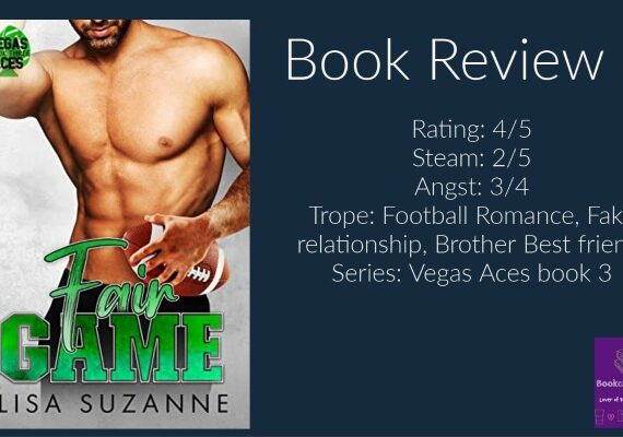 Review: Fair Game by Lisa Suzanne
