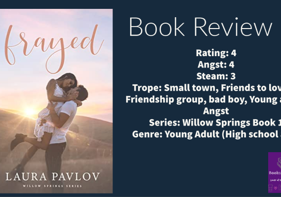 Review: Frayed by Laura Pavlov