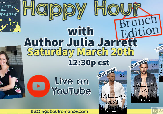 Happy Hour with Julia Jarrett