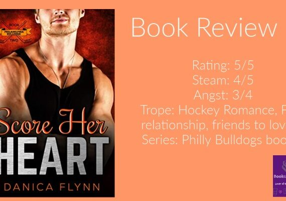Review: Score Her Heart by Danica Flynn