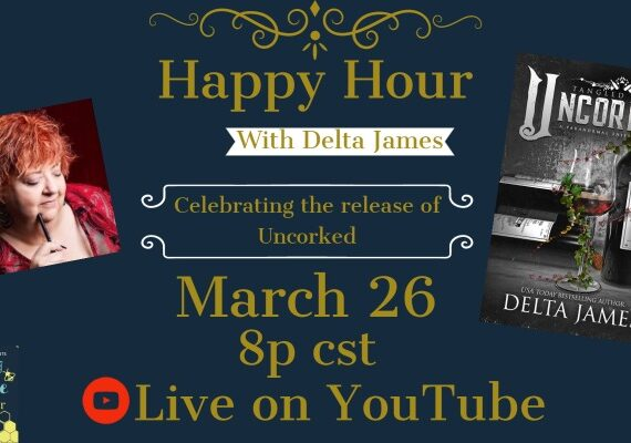 Happy Hour with Delta James
