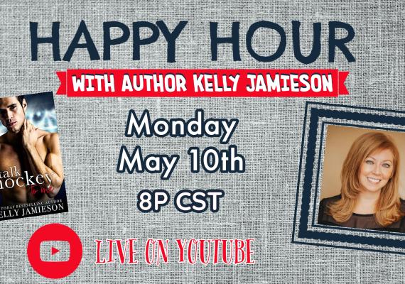 Happy Hour with Author Kelly Jamieson