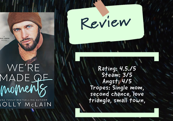 Review: We're Made of Moments by Molly McLain
