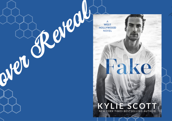 Cover Reveal: Fake by Kylie Scott