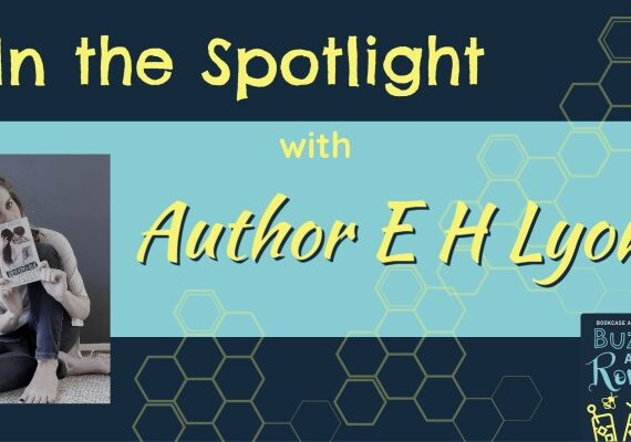 Ep 42:  In the spotlight with author EH Lyon