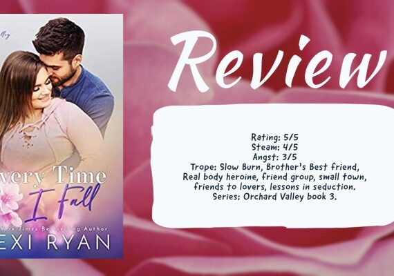 Review: Every Time I fall by Lexi Ryan