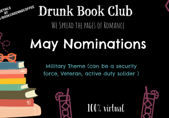 May Drunk Book Club Nominations