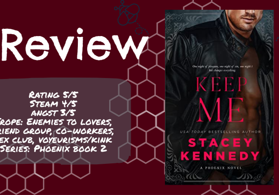 Review: Keep Me by Stacey Kennedy