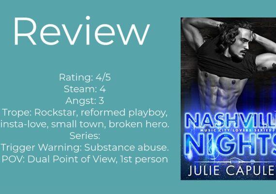 Review: Nashville Nights by Julie Capulet
