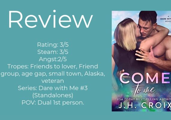 Review: Come to Me by J H Croix