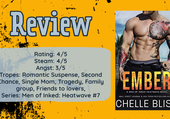 Review: Ember by Chelle Bliss