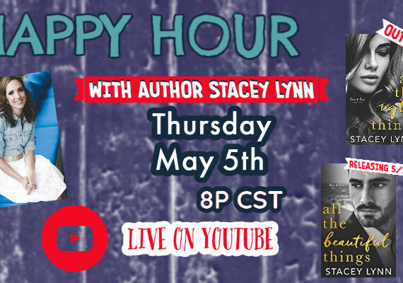 Happy Hour with author Stacey Lynn