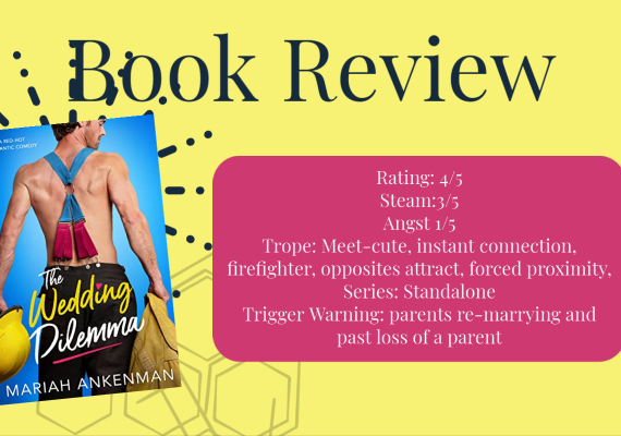 Review: The Wedding Dilemma by Mariah Ankenman