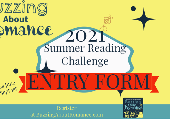 Summer Reading Challenge Entry