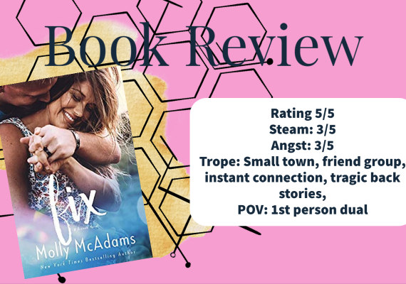 Review: Fix by Molly McAdams
