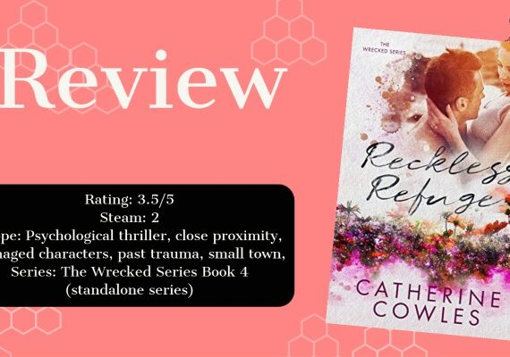 Review: Reckless Refuge by Catherine Cowles