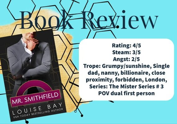 Review: Mr. SmithField by Louise Bay