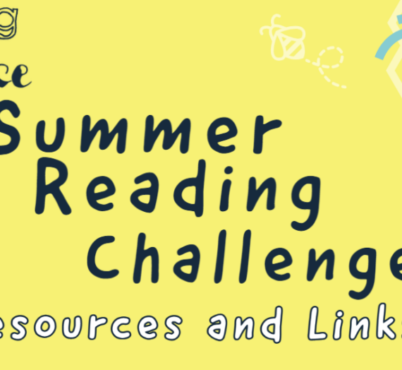 Summer Reading Challenge Resource Guide.