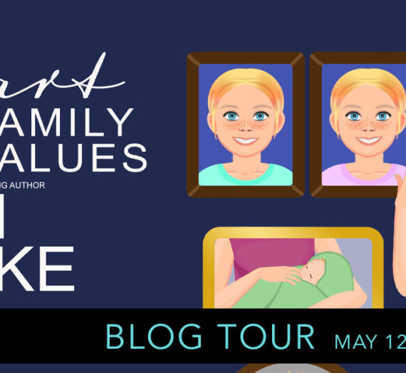 Blog Tour: Taggart Family Values by Lexi Blake