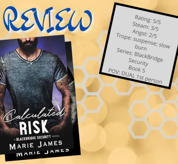 Calculated Risk by Marie James