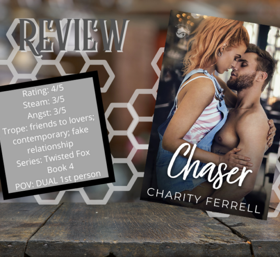 REVIEW: Chaser by Charity Ferrell