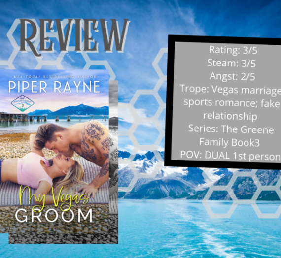 REVIEW: My Vegas Groom by Piper Rayne
