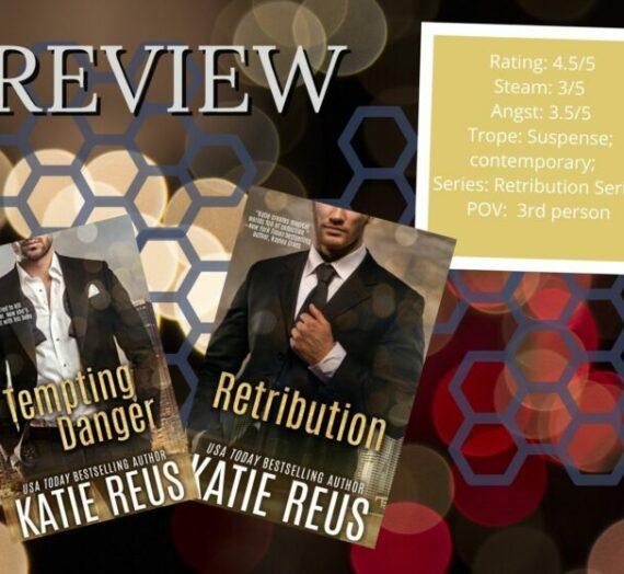 Retribution Series by Katie Reus