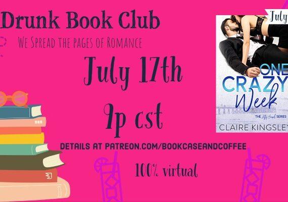 July Drunk Book Club