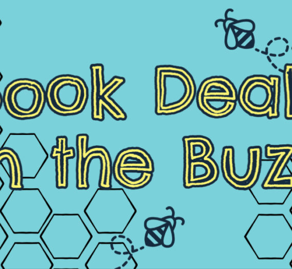 Current Book Deals in the Buzz