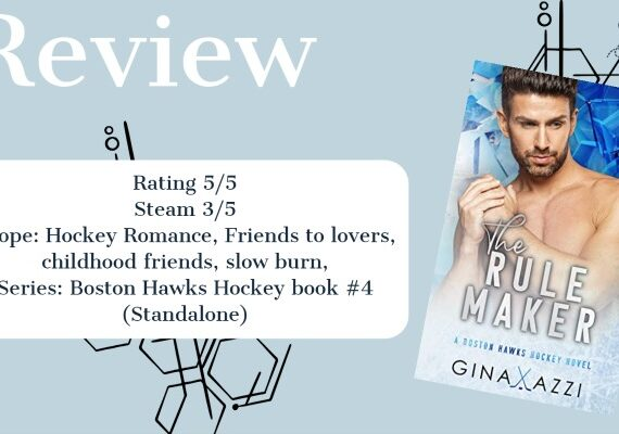 Review: The Rule Maker by Gina Azzi