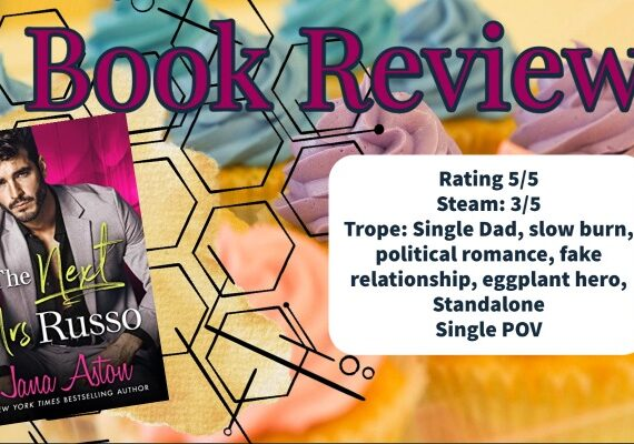 Review: The Next Mrs. Russo by Jana Aston