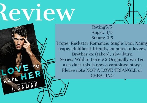 Review: Love to Hate Her by J Saman