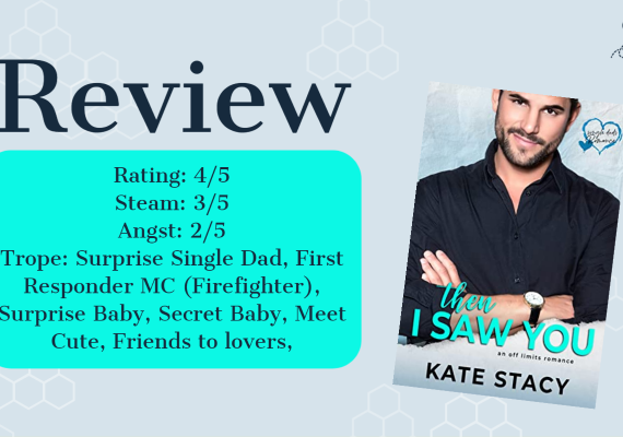 Then I Saw You by Kate Stacy