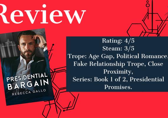Review: Presidential Bargain by Rebecca Gallo