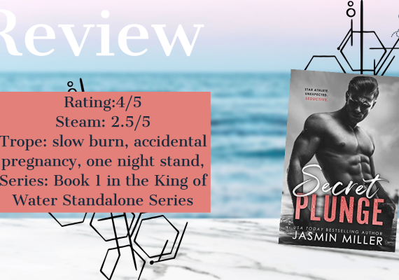Review: Secret Plunge by Jasmin Miller