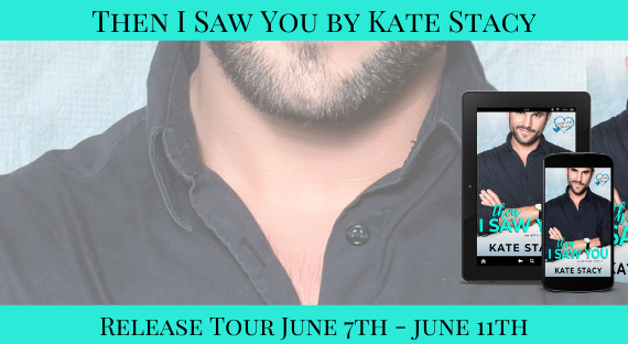 I Saw You by Kate Stacey