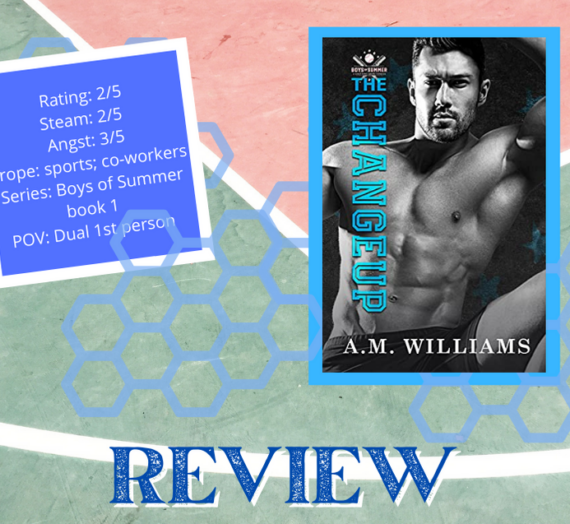 The Changeup by AM Williams