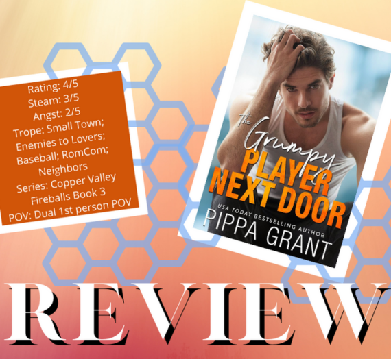 The Grumpy Player Next Door by Pippa Grant