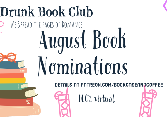 August Drunk Book Club Nominations