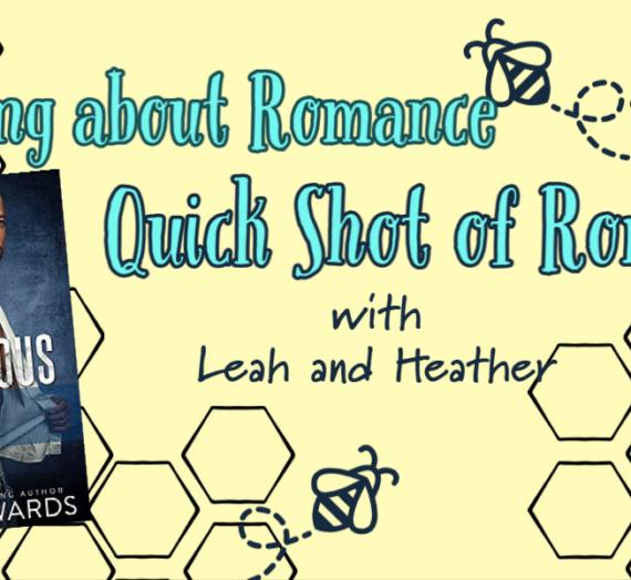 Quick Shot of Romance: Dangerous Love by Riley Edwards