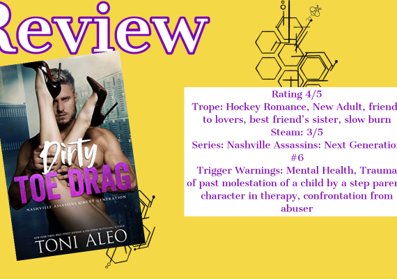 Review: Dirty Toe Drag by Toni Aleo