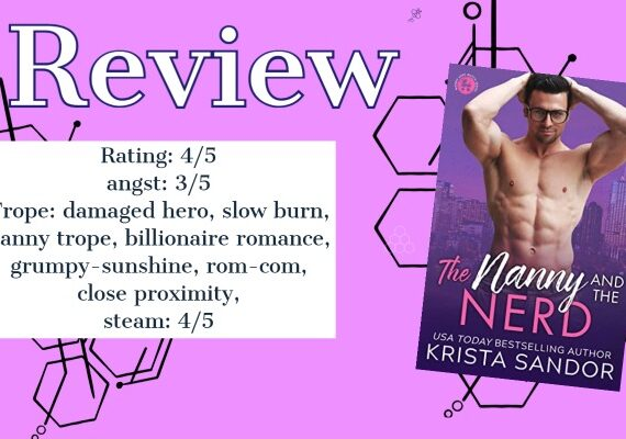 Review: The Nanny and the Nerd by Krista Sandor
